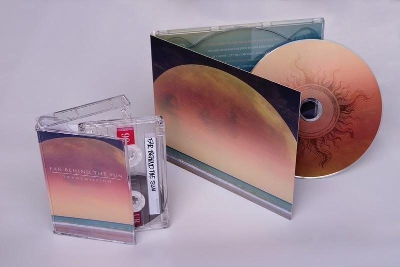Softcover Album Transmission