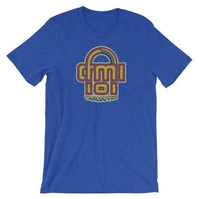 CFMI 101 Vancouver Vintage T-Shirt