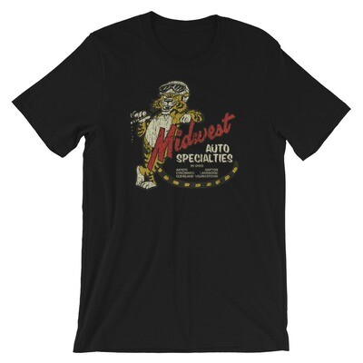 Midwest Auto Specialties Vintage T-Shirt
