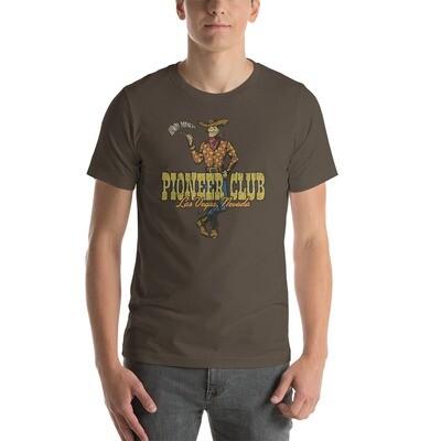 Pioneer Club Las Vegas Vintage T-Shirt