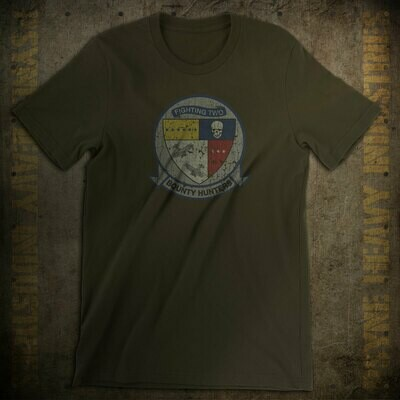 VFA-2 Bounty Hunters Vintage T-Shirt