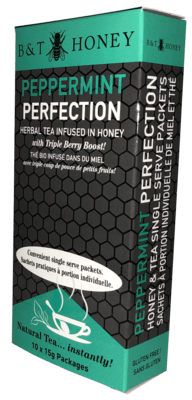 Peppermint Perfection Singles