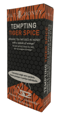 Tempting Tiger Spice Singles