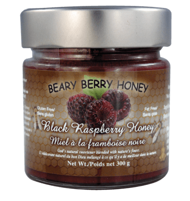 Black Raspberry Honey