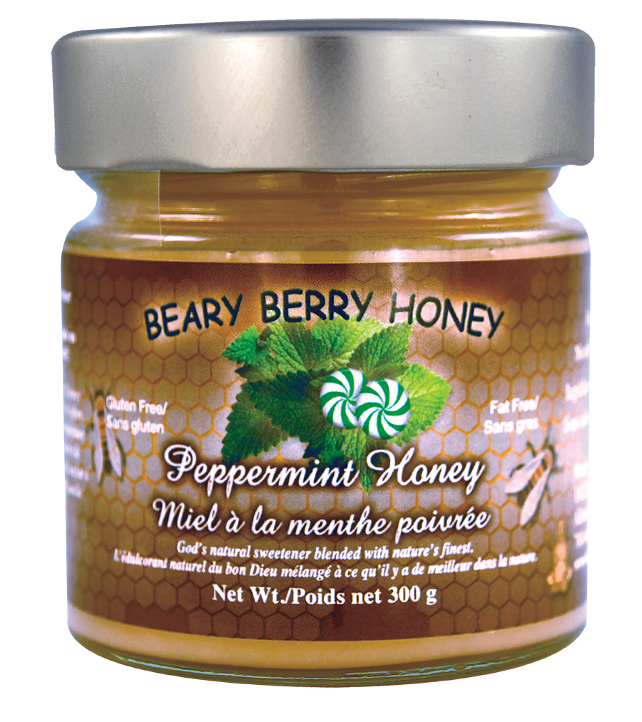Peppermint Honey