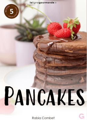 eBook 5 recettes - PANCAKES