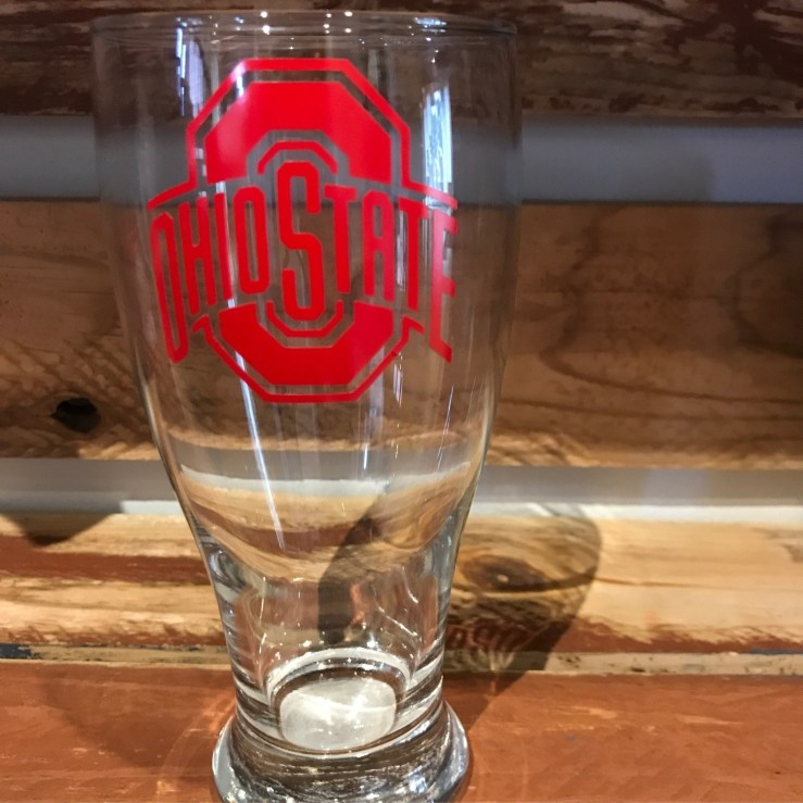 OSU Beer Glass