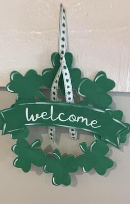 Shamrock Welcome