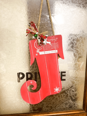 Stocking Door Hanger