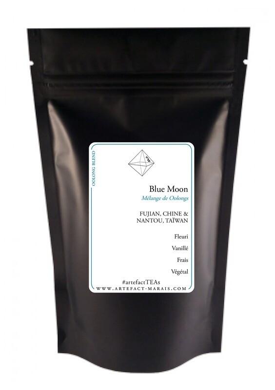Blue Moon [Thé oolong]