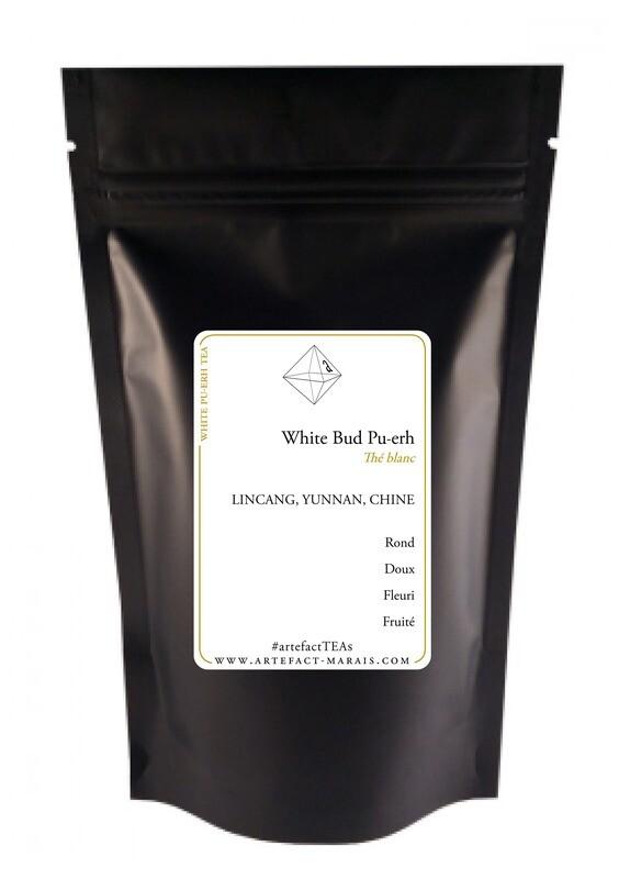 White Bud Pu-erh Tea [Thé blanc de Chine]