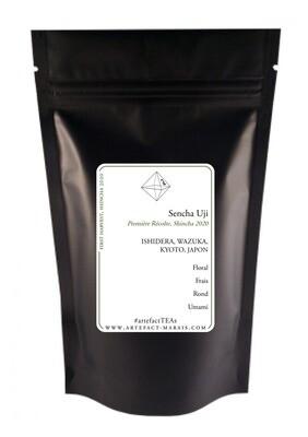 Sencha Uji : Paquet de 50g
