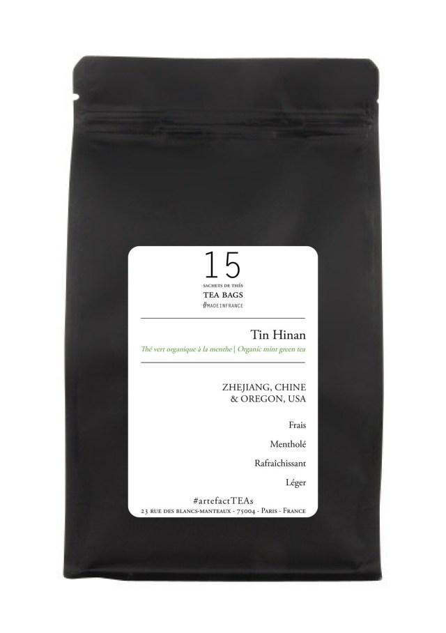 Tisane Sachets de Thé | Tea Bags