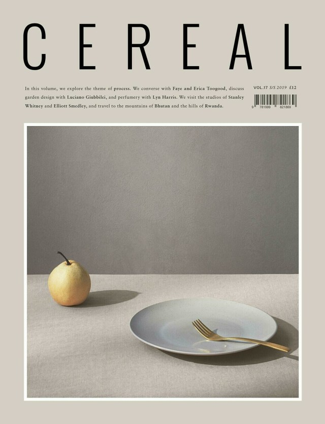 Cereal Volume 17