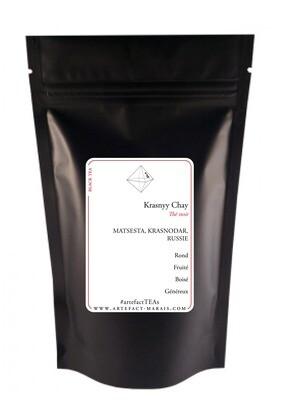 Krasnyy Chay [Thé Noir de Russie] : Paquet de 25g