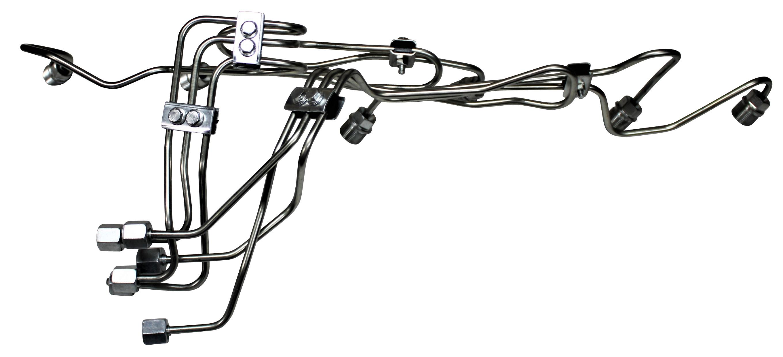 Fuel Injector Lines For 5 24v 5 9l Cummins