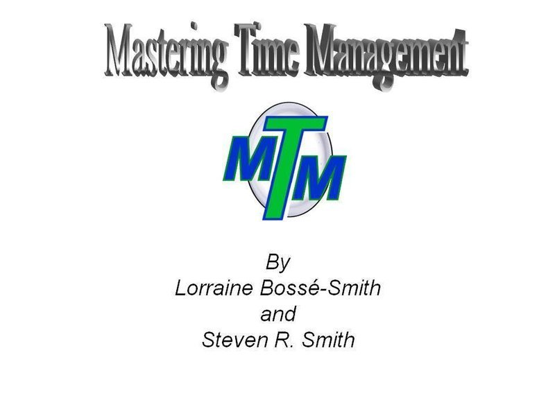 Mastering Time Management