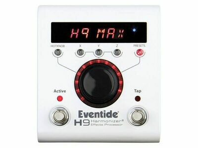Eventide H9 Max Harmonizer + Mission Engineering SP-H9 Expression Controller (demo set)
