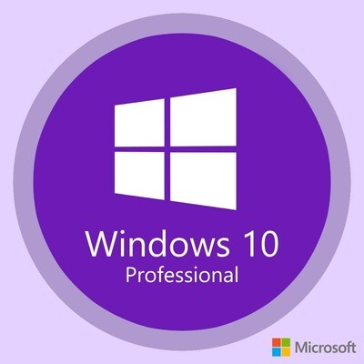 Windows 10 pro 32/64 bits