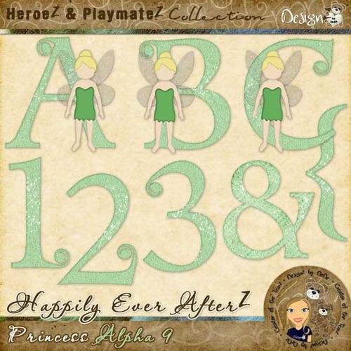 Happily Ever AfterZ: Princess Alpha 9
