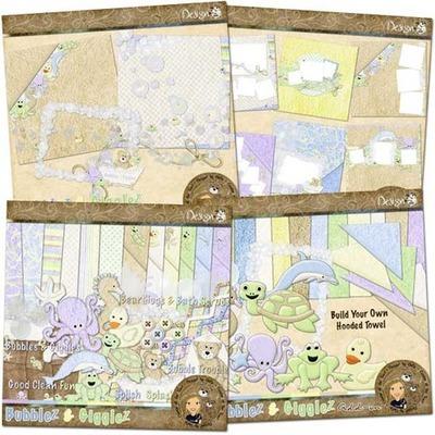 BubbleZ & GiggleZ: Bundle