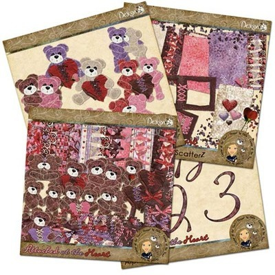 Attached at the Heart: Bundle