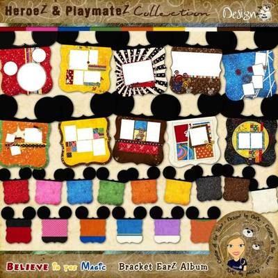 Believe in the Magic: Bracket EarZ Album