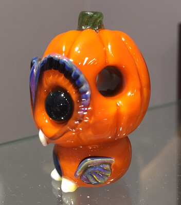 Nathan Belmont Pumpkin Owl