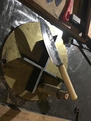 DAMASCUS Pattern welding blades