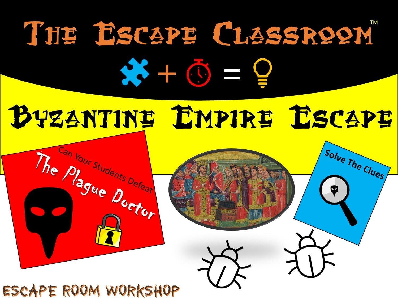 Byzantine Empire 1 Teacher License