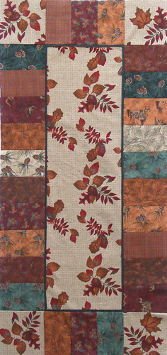 Through the Seasons Table Runner