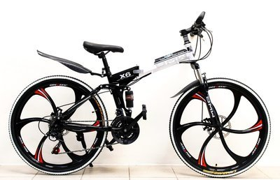 Велосипед X6