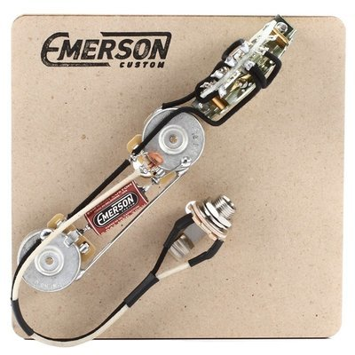 Emerson Custom 3-WAY TELECASTER PREWIRED KIT 250K