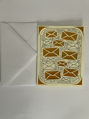 Kaart enveloppe