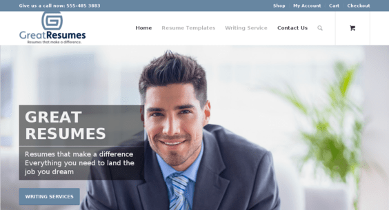 great resumes com starter site sold on flippa resume templates