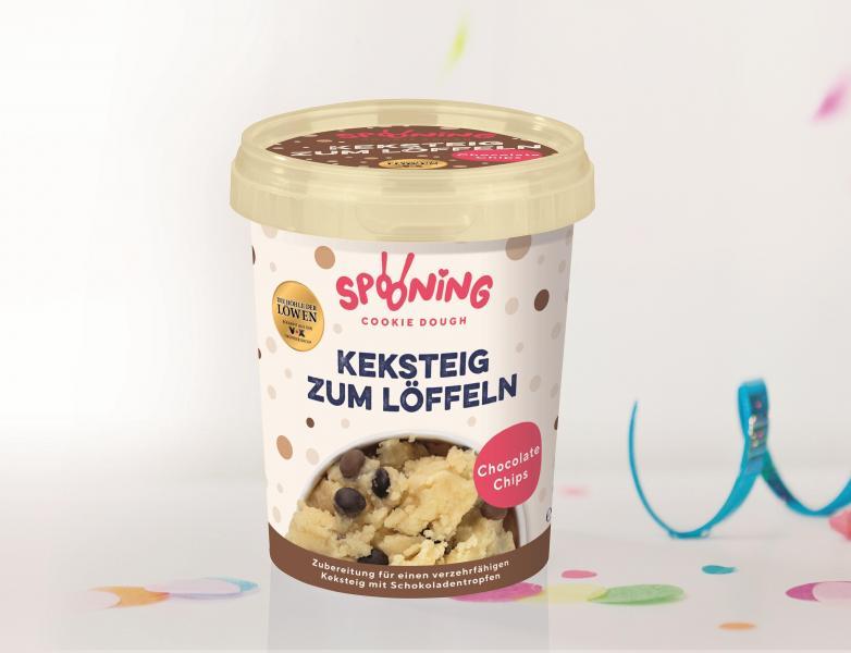 Spooning Cookie Dough Keksteig Chocolate Chips Online Kaufen Bei Combi De