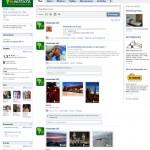 page viventura facebook