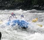 Rafting en Argentine