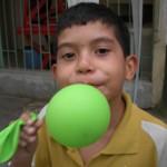 enfant du quartier pablo escobar Colombie