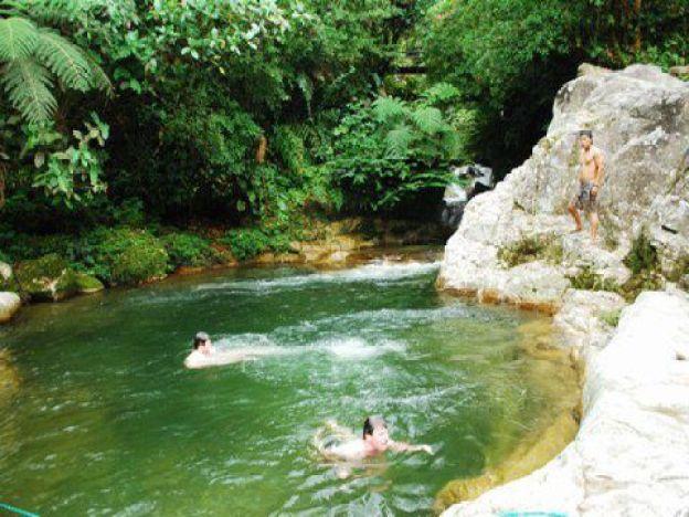 Lagune - Amazonie - Équateur