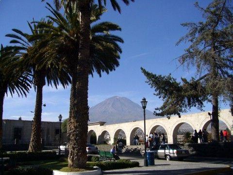 Plaza-Yanahuara