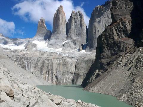 parc de Torres del Paine Chili