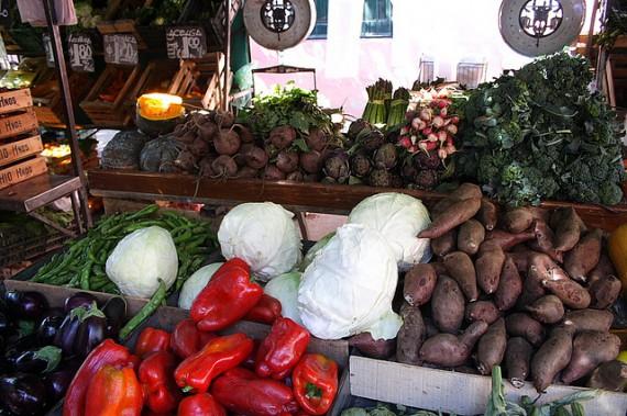 marché aux milles saveurs, voyage Argentine