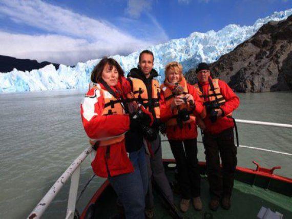 Glacier Perito Moreno - circuit Patagonie