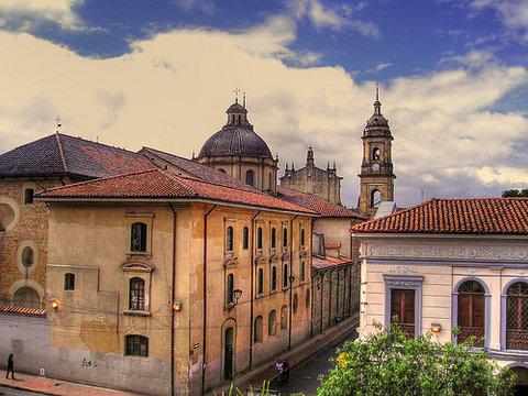 67383 - Bogota Kathedrale