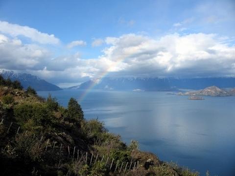 Sehenswürdigkeiten Südamerika: Lago General Carrera