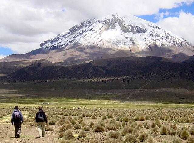 Sajama National Park (Bolivia)