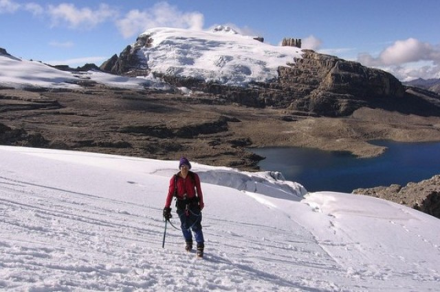 hiking trails in south america - El Cocuy National Park Colombia
