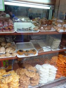 Süßigkeiten der Puerta Falsa