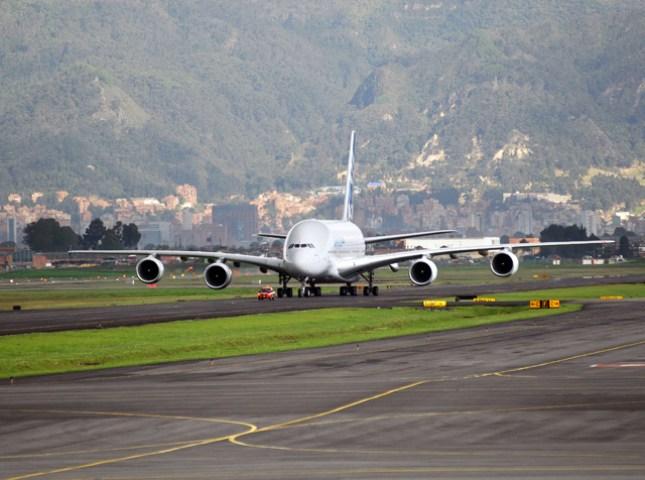 Bogota Eldorado Airport